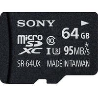 Sony 64GB Class 10 UHS-1 High Speed Micro SD Card