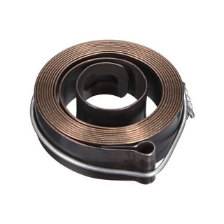 "Drill Press Spring Quill Feed Return Coil Spring Assembly 1800mm/70.9"" 67x19x1mm - 1 x 19 x 1800mm"
