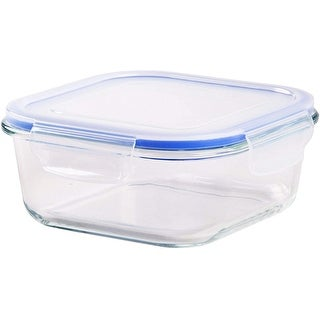 Link to Tempered Glass Food Storage and Meal Prep Container with Airtight Lid - Baking Dish Similar Items in Bakeware