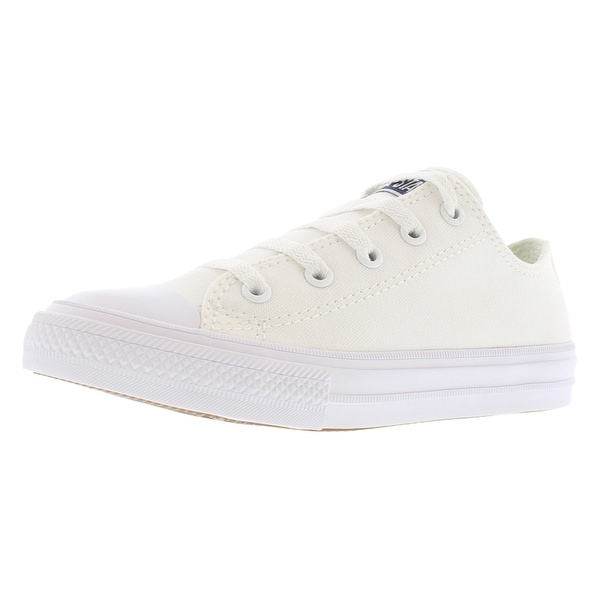 9a1b56e9ceb6 Shop Converse Chuck Taylor All Star Ii Ox Casual Kid s Shoes - 3 m ...