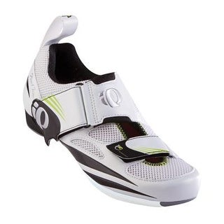 Pearl Izumi 2014/15 Women's Tri Fly IV Triathlon Cycling Shoe - 15212004 - WHITE/BLACK