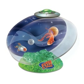Uncle Milton Fish in Space Cosmic Desktop Aquarium