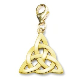 Julieta Jewelry Celtic Knot Clip-On Charm