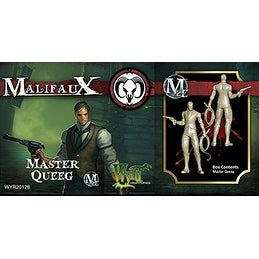 Malifaux: Guild Master Queeg
