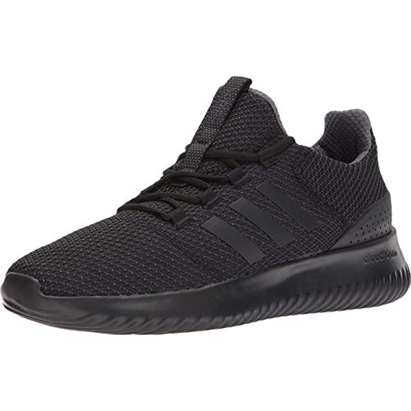 sale retailer 8d32d af5e4 Shop Adidas Men s Cloudfoam Ultimate Running Shoe Utility Black, 9.5 M Us -  Free Shipping Today - Overstock - 25977315