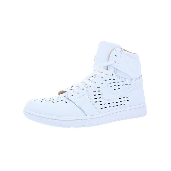 best sneakers c5adb d62eb Jordan Mens Air Jordan 1 Retro High Fashion Sneakers Retro High-Top - 10  medium (d)