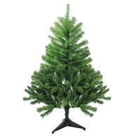 5' Colorado Spruce 2-Tone Artificial Christmas Tree - Unlit - green