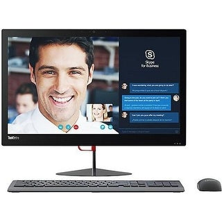 Lenovo Think Centre X1 10KE001GUS All-In-One Desktop PC - Intel (Refurbished)