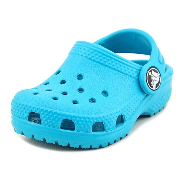 15e857723f6d Crocs Classic Clog Youth Round Toe Synthetic Blue Clogs - Free Shipping On  Orders Over  45 - Overstock.com - 23218741