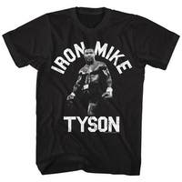 Mike Tyson Icons Miketyson Adult Short Sleeve T Shirt