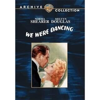 We Were Dancing DVD Movie 1942