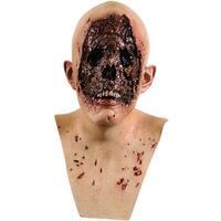 Ghoulish Masks No Face Adult Mask - beige