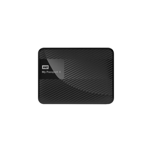 WD WDBCRM0020BBK-NESN My Passport X 2TB portable gaming drive for Xbox One (USB 3.0) - USB 3.0 - Portable - Black