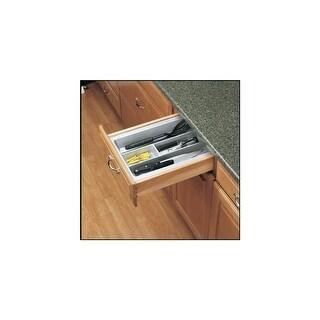 "Rev-A-Shelf UT-10-52 UT Series 8-5/8"" Wide Trimmable Cutlery Tray Insert"