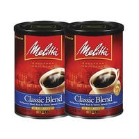 Melitta 60253 Classic Blend (2-Pack) 11 Ounce Classic Ground Coffee