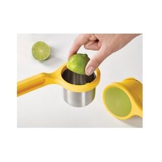 Joseph Joseph 20101 Citrus Juicer, Plastic/Stainless Steel, Yellow