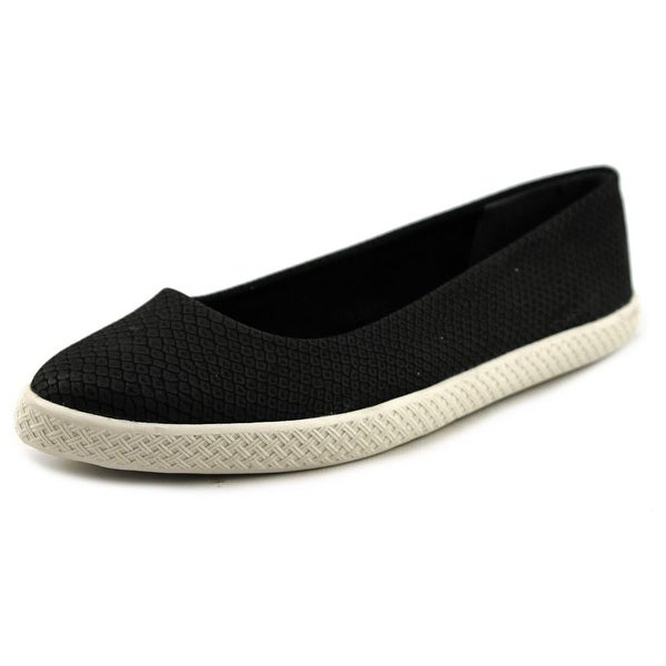 Style & Co Skimmi Sport Pointed Toe Synthetic Flats