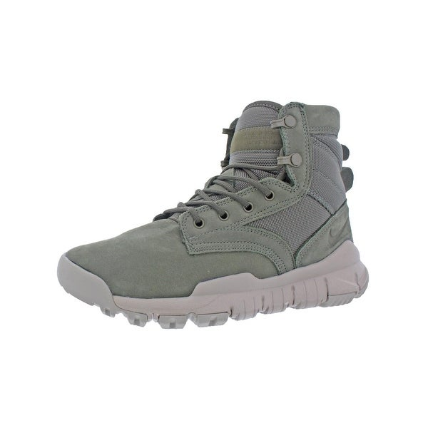 """Nike Mens SFB 6"""" NSW Leather Casual Boots Leather Weather Resistant"""
