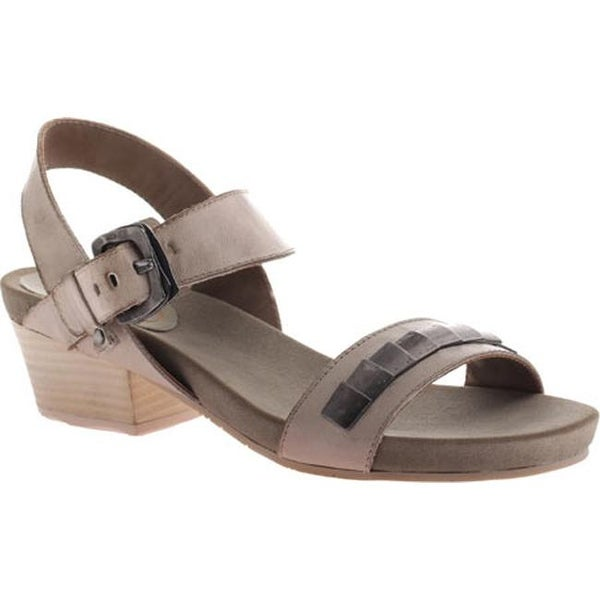 5fef56398 Shop OTBT Women s La Luz Sandal Quick Silver Leather - On Sale - Free  Shipping Today - Overstock - 10284569