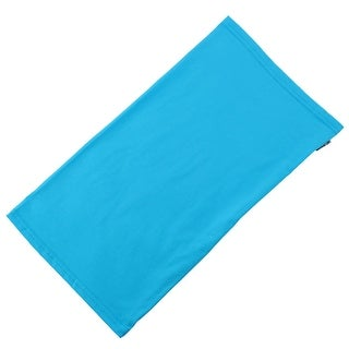 BENXI Authorized Magic Head Wrap Outdoor Sports Scarf Neck Tube Gaiter Blue