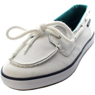 Nautica Pinecrest A Moc Toe Canvas Boat Shoe