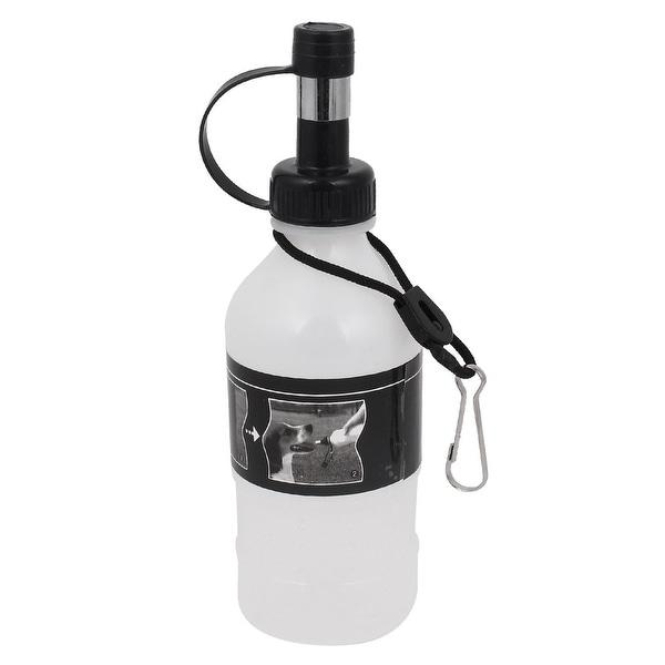300ml Portable Pet Dog Water Bottle Travel Dog Bowl Cups: Shop Travel Portable White Plastic Pet Dog Cat Dispenser