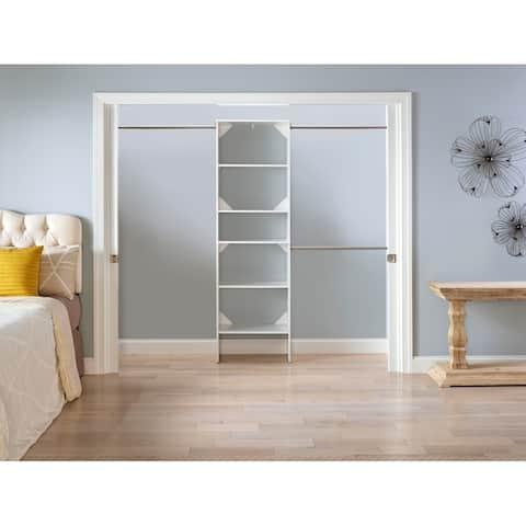 ClosetMaid SuiteSymphony 25-inch Wide Closet Organizer