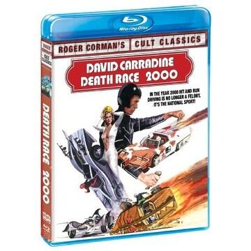 Death Race 2000 [BLU-RAY]