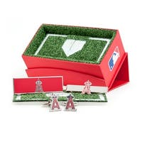 Los Angeles Angels 3-Piece Gift Set - Red