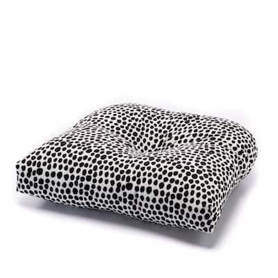 Terrasol Signature Dot Outdoor Chair Cushion