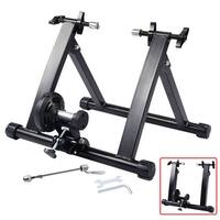 Costway Portable Indoor Exercise Resistance Bicycle Trainer Bike Stand