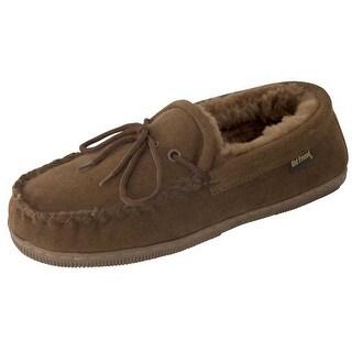 Old Friend Footwear Men's Brown Loafer Moccasin 481166-M