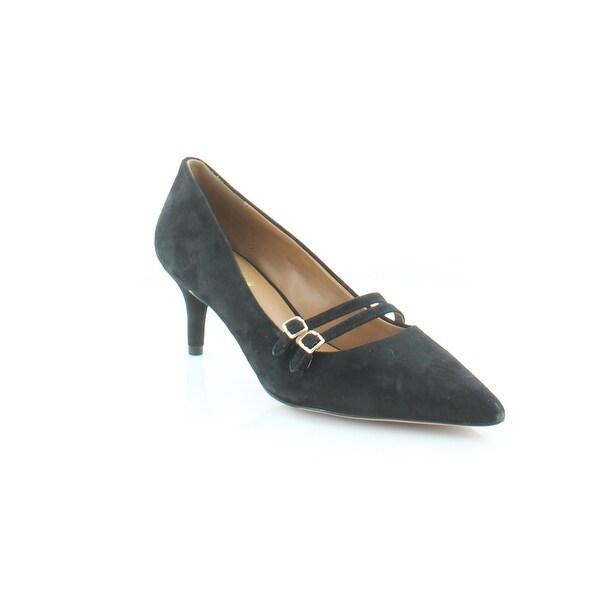 Coach London Women's Heels Black - 8
