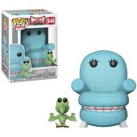 "FunKo POP! Television Pee Wee Herman Chairry & Pterri 3.75"" Vinyl Figure - multi"
