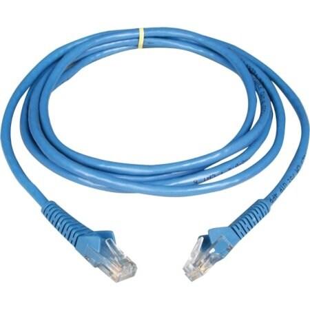 Tripp Lite - 7Ft Cat6 Gigabit Snagless Molded Patch Cable Rj45 M/M Blue