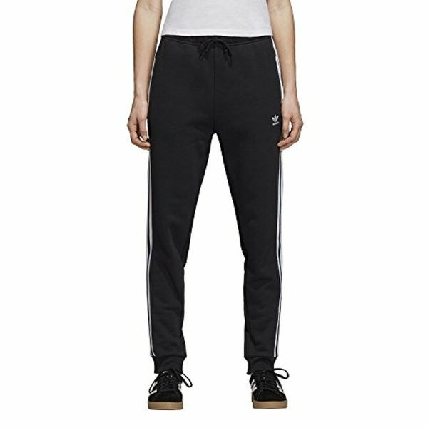 cff79cd0a41 Shop Adidas Originals Women's Cuffed Trackpants - Free Shipping On ...