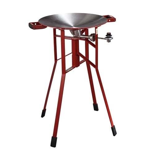 Firedisc Shallow 36 Inch Tall Portable Cooker Shallow 36 Inch Tall Portable Cooker