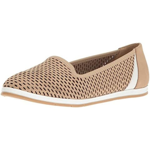 Aerosoles Womens Smart Move Casual Shoes Perforated