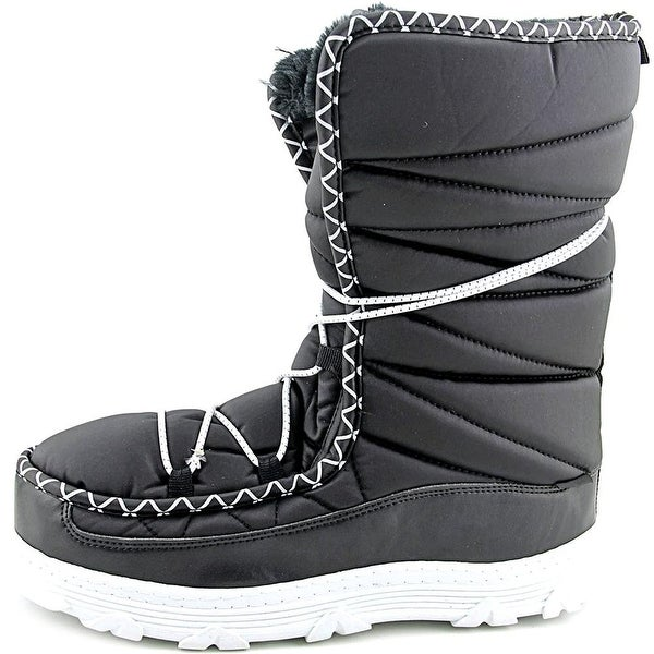 Khombu Womens Sasha Closed Toe Mid-Calf Fashion Boots