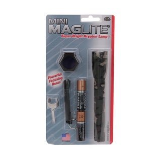 Maglite m2a02c maglite m2a02c mini maglite aa combo pack blister camo