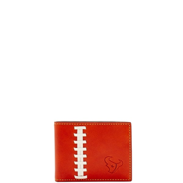 Dooney & Bourke NFL Houston Texans Credit Card Billfold (Introduced by Dooney & Bourke at $78 in Aug 2017)