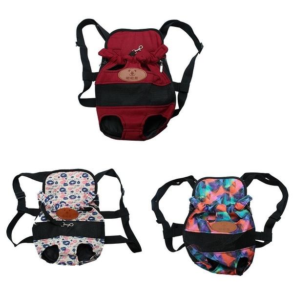 Pet Dog Carrier Strap Backpack Bag Puppy Cat Holder Handbag for Travel  Hiking 727da64a8