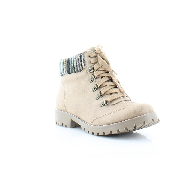 White Mountain Portsmouth Women's Boots Natural - 8