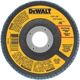 DeWalt Type 29 Angle Grinder Flap Disc
