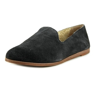 Dolce Vita Altyn Women Round Toe Suede Gray Loafer
