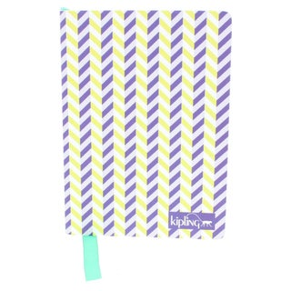 Kipling Womens Notebooks & Journals Striped Signature - o/s