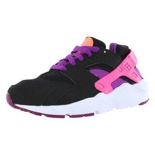 f8b0a6db1f57 Black Nike Girls  Shoes