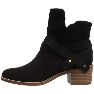 Link to Ugg Womens Elora Leather Almond Toe Ankle Fashion Boots Similar Items in Women's Shoes