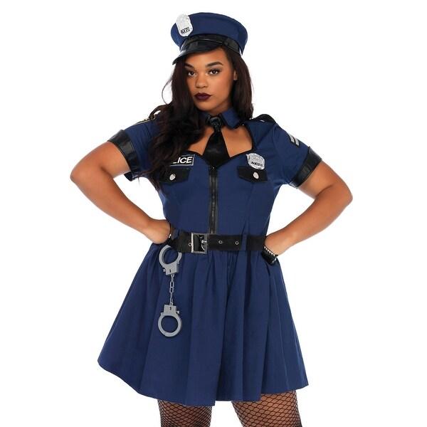 Plus size adult costume