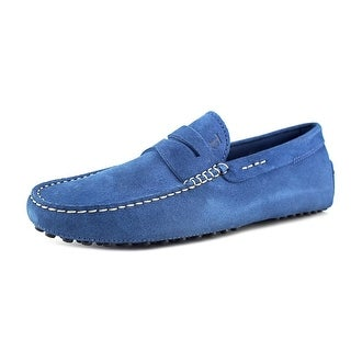 Tod's MOCASSINO GOMMINI NUOVO Moc Toe Suede Loafer
